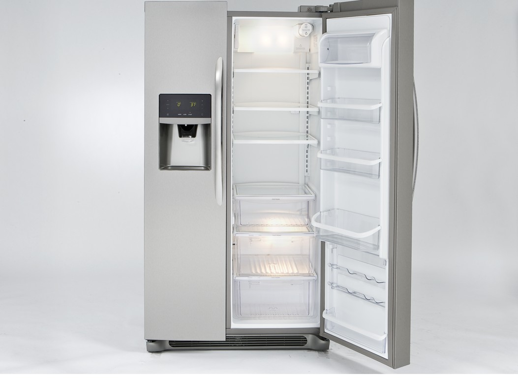 ice french marvelous fantastic frigidaire troubleshooting design doors and gallery refrigerator maker kitchen for problems ideas door with using refrigerators flawless