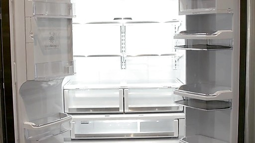 Attrayant Ge Cafe Stainless Steel French Door Counter Depth