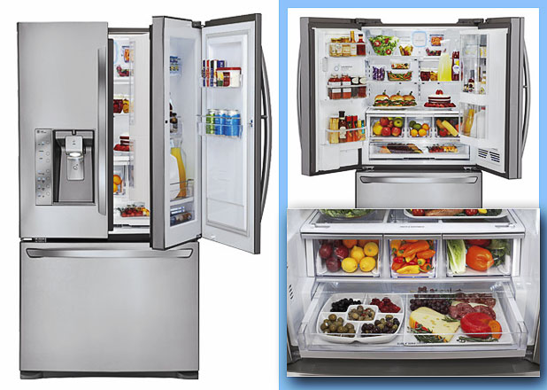 The #1 Buying Guide For Counter Depth Refrigerators On The Internet!